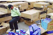 ارزش ریالی کشف کالای قاچاق در گلستان 32 درصد افزایش یافت