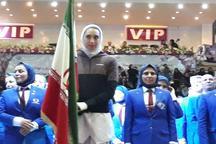 ایران قهرمان مسابقات بین المللی جام فجر در بخش زنان شد