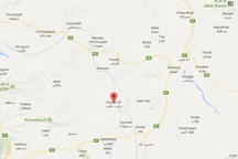 زلزله 5 و 4 دهم ریشتری زیارتعلی در هرمزگان را لرزاند