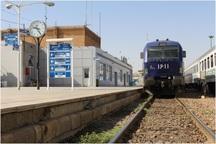 جابه جایی مسافر با قطار در قم 24 درصد افزایش یافته است