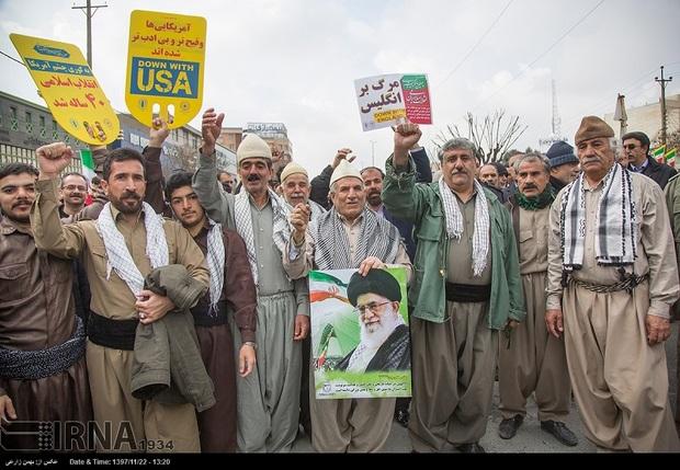 امام جمعه و استاندار از حضور مردم در راهپیمایی قدردانی کردند