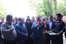 بهره برداری از 52 پروژه عمرانی در بخش مرکزی رشت در هفته دولت