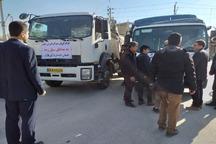 یک موکب از مانه و سملقان راهی مناطق سیلزده استان گلستان شد