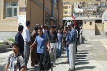 180 دانش آموز سروآبادی عازم مناطق عملیاتی غرب کشور شدند