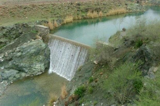 امسال دو طرح آبخیزداری در لوندویل آستارا اجرا شد