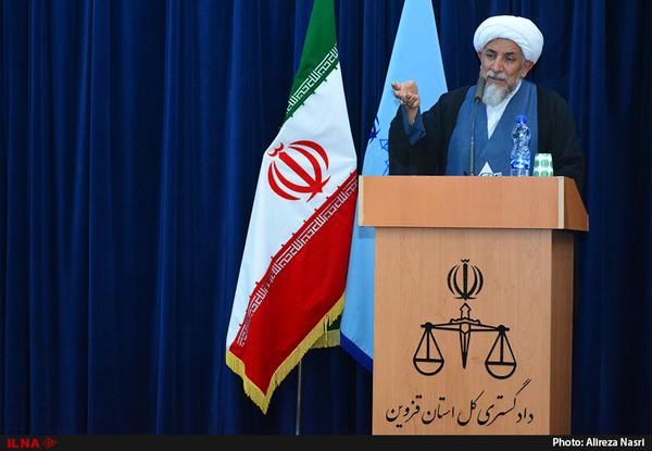 450 زندانی در قزوین مشمول عفو قرار میگیرند 150 پست قضایی خالی است