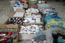 کشف 9 هزار عدد داروی قاچاق در گلستان