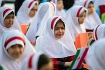 7200 نوآموز دزفولی سال تحصیلی را آغاز کردند
