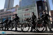 اعتراض به خشونت پلیس آمریکا+ تصاویر
