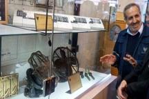 نخستین موزه راه آهن کشور در مشهد افتتاح شد