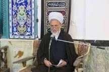 انتقاد امام جمعه نیر از بالا بودن میزان مهریه در خانواده ها