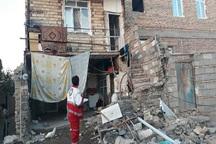 300 خانه در پی زلزله و باران در کهگیلویه آسیب دید