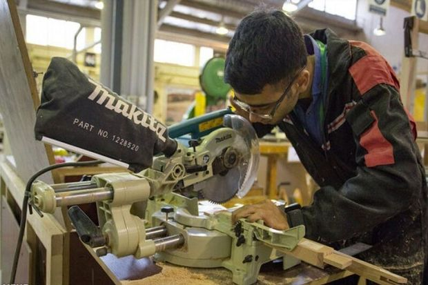ارائه ۱۶۹ هزار نفرساعت آموزش مهارتی در پادگانهای آذربایجانغربی