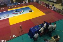 رقابت های جودو جنوب شرق کشور در زاهدان آغاز شد
