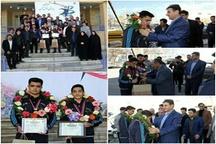 استقبال از کونگفوکاران طلایی رقابت های ارمنستان