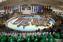 اجتماع بزرگ بسیجیان اردبیل برگزار شد