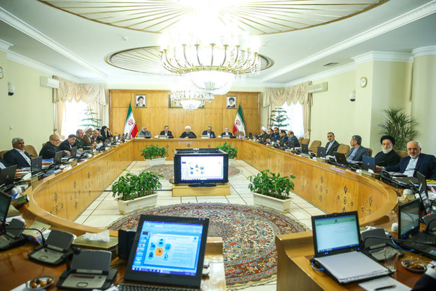 تجدید نظر  رییس جمهور در مورد  4 وزارتخانه صحت دارد ؟ + لیست وزرای کابینه دوازدهم