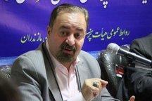 نشست هماندیشی روسای هیات پزشکی ورزشی شهرستانهای مازندران در ساری برگزار شد