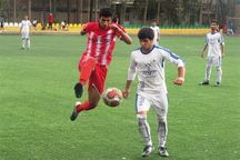 هفته هفتم لیگ برتر فوتبال نوجوانان کشور در اهواز برگزار شد
