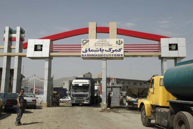 افزایش 9 درصدی صادرات کردستان طی 3 ماهه نخست امسال
