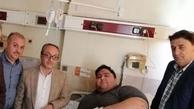 قویترین وزنهبردار معلول جهان زیر تیغ جراحی رفت+ عکس
