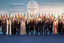 آغاز اجلاس سران کشورهای عضو سازمان همکاری اسلامی در استانبول/اردوغان: قدس خط قرمز است/محمود عباس:دیگر میانجی گری آمریکا را نمی پذیریم