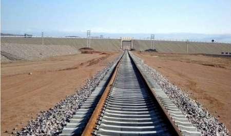 ساخت خط آهن قزوین-رشت دارای 91 درصد پیشرفت فیزیکی است