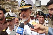 دریادار سیاری:انجام 150 عملیات اسکورت برای 10 هزار کشتی و نفتکش در سال 95