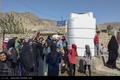 شوربختی مردم ارژن شیراز در همسایگی گنبدهای نمکی