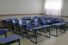 آمادگی مدارس روستای سیلزده چممهر پلدختر برای آغاز سال تحصیلی