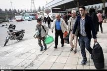 ورود زائر و مسافر به مشهد سه درصد افزایش یافت