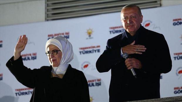 پیروزی سخت حزب اردوغان در انتخابات محلی ترکیه+عکس