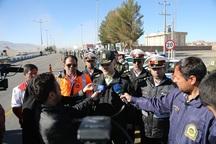 186 نفر در تصادفات جاده ای خراسان جنوبی جان دادند