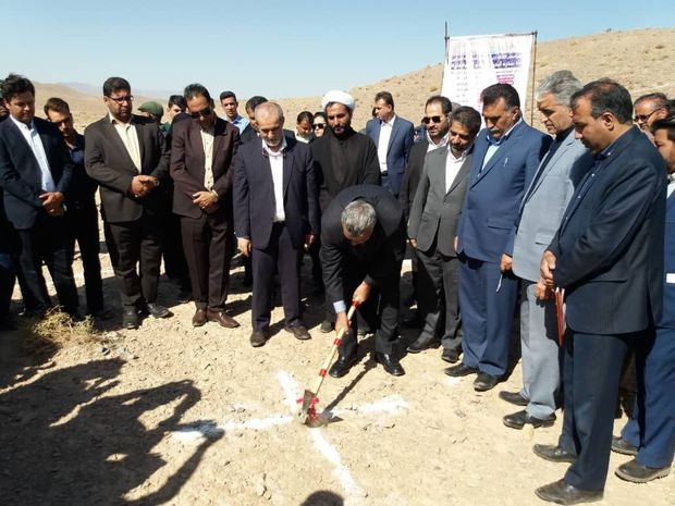 عملیات اجرایی ۱۰۰ سازه آبخیزداری در خراسان جنوبی آغاز شد