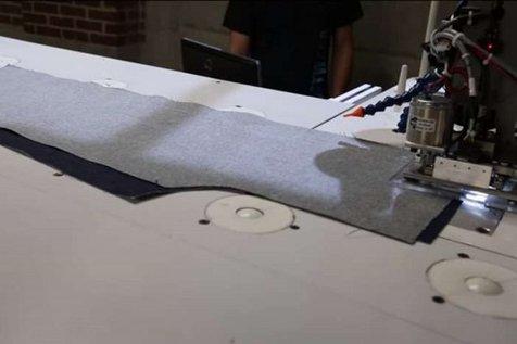 انقلابی که ربات های خیاط در صنعت پوشاک به پا کردند
