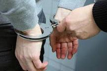 چهار توزیع کننده مواد مخدر صنعتی در چاراویماق دستگیر شدند