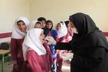 افتتاح طرح کشوری وارنیش فلوراید دهان و دندان دانش آموزان ابتدایی سال تحصیلی ۹۸-۹۷