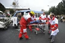 هلال احمر گیلان یکهزار و 300 ماموریت امداد و نجات انجام داد