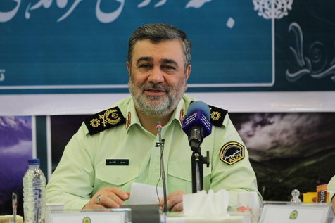 فرمانده ناجا: حضور پرشور مردم در راهپیمایی دشمن کورکن است