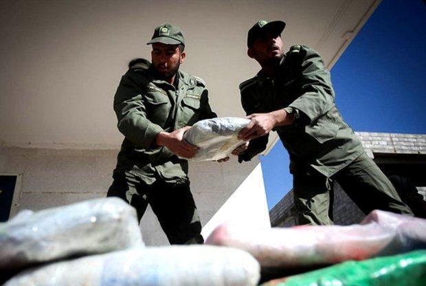 160 کیلوگرم انواع مواد مخدر در بهبهان کشف شد