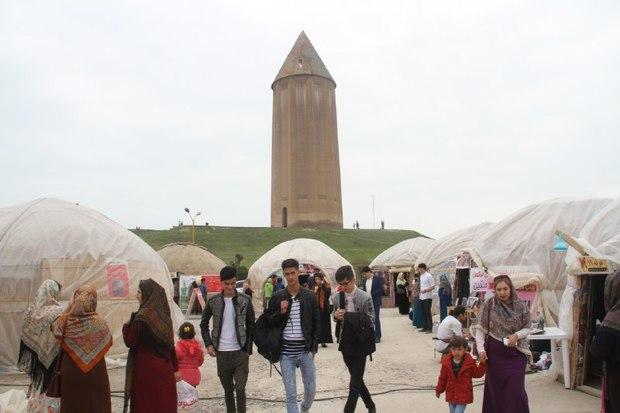 سفر گردشگران خارجی به گلستان 113 درصد افزایش یافت