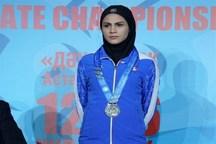 بهمنیار بهترین رتبه کاراته جهان را بین بانوان ایرانی کسب کرد