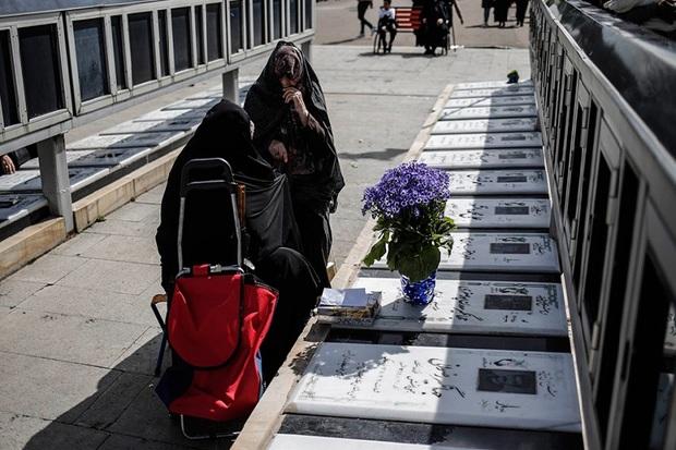 مرمت 387 گلزار شهدا در قزوین همزمان با دهه فجر آغاز شد