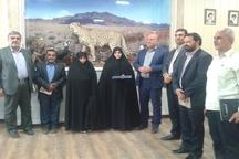 مراسم تحلیف و آغاز بهکار شورای پنجم  شهرستان اردکان برگزار شد