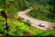آخرین وضعیت ترافیک جادههای کشور  مسدود بودن 8 محور و ترافیک نیمه سنگین در آزادراه کرج- قزوین