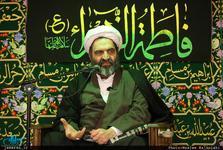 حجت الاسلام و المسلمین سروش محلاتی: هزینه همراهی حضرت زهرا (س) را بالا بردند که کسی جرأت نکند از مظلوم حمایت کند