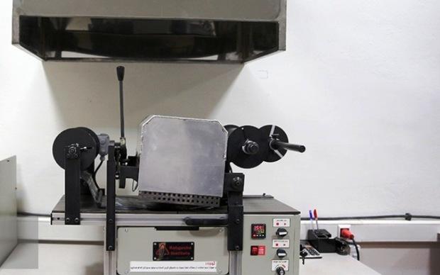 خط تولید پلاک خودرو در همدان راه اندازی شد
