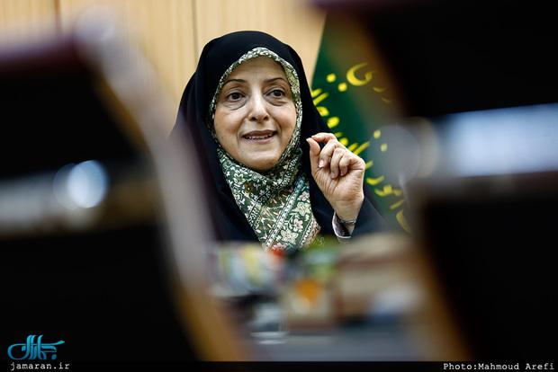 توضیح معصومه ابتکار در مورد اظهارنظرش در رابطه با لایحه تامین امنیت زنان