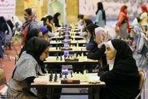دختران شطرنجباز گیلانی درخشیدند