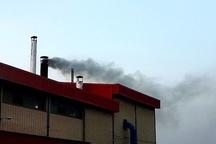 معرفی 6 واحد صنعتی آلاینده در تاکستان به مراجع قضایی